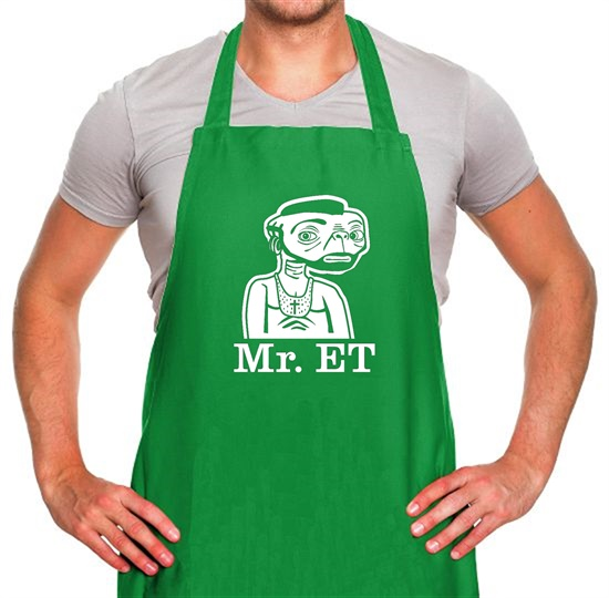 Mr ET Apron