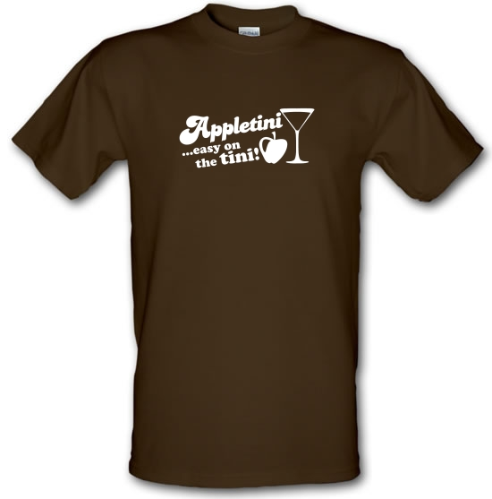 Appletini Easy On The Tini! T-Shirts for Kids