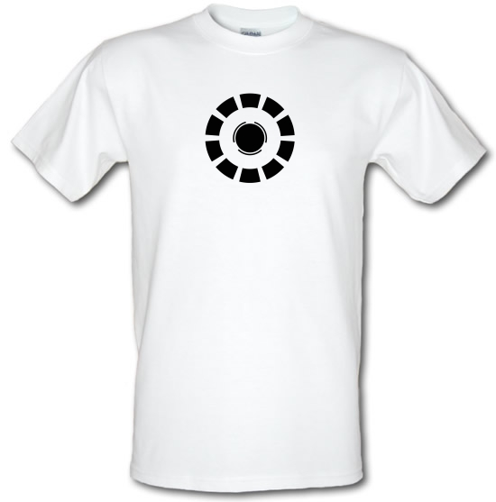 Arc Reactor Iron Man T-Shirts for Kids