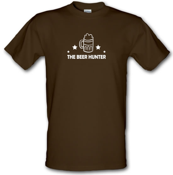 The Beer Hunter T-Shirts for Kids