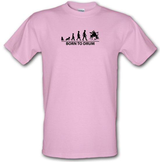Born To Drum T-Shirts for Kids