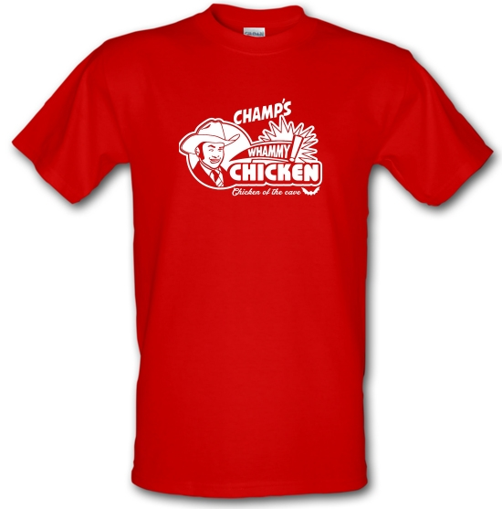 Champ's Whammy Chicken T-Shirts for Kids