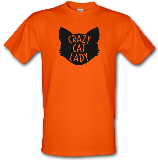 Crazy Cat Lady T-Shirts for Kids