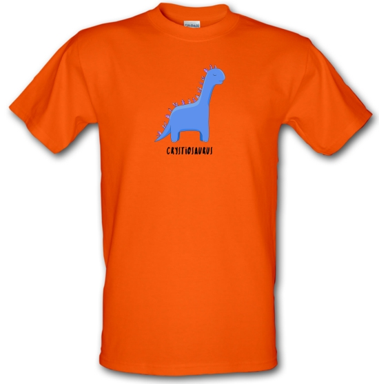 Crystiosaurus T-Shirts for Kids