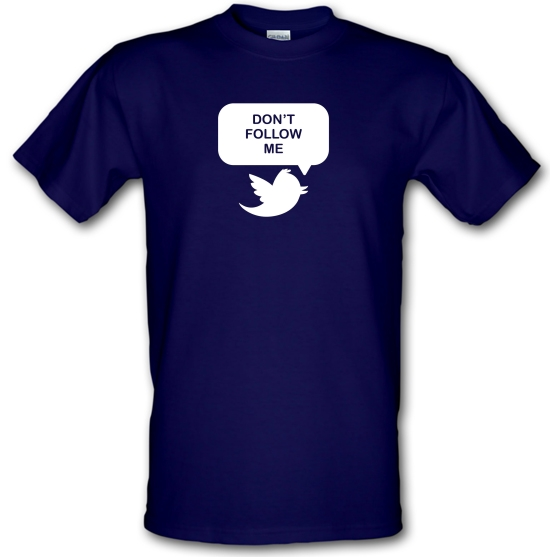 Don't Follow Me T-Shirts for Kids