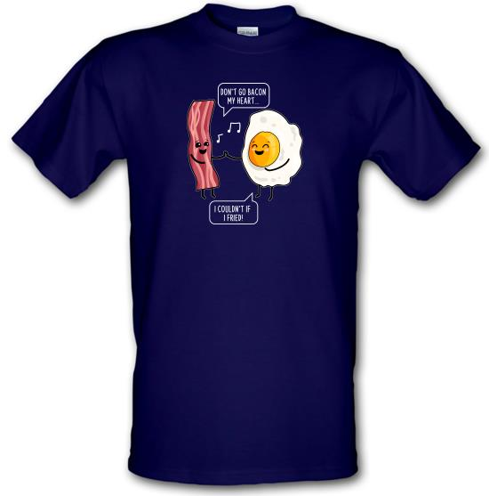 Don't Go Bacon My Heart T-Shirts for Kids