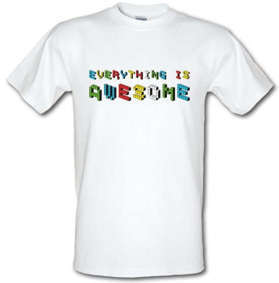 Everything is Awesome T-Shirts for Kids