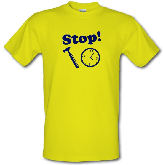 Stop! Hammer Time T-Shirts for Kids