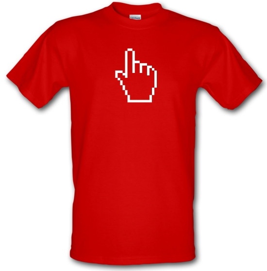 Hand Pointer T-Shirts for Kids