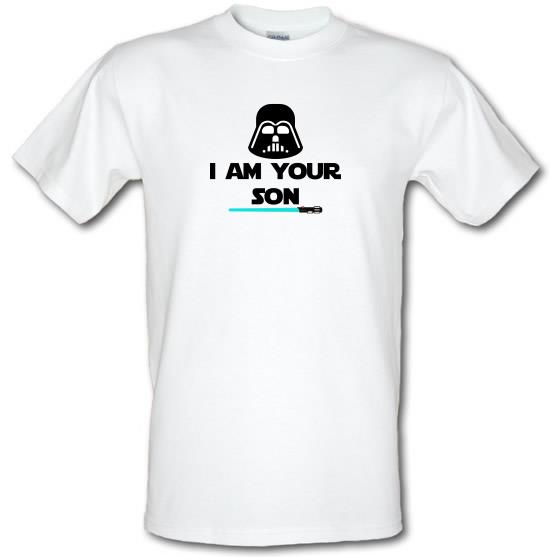 I Am Your Son T-Shirts for Kids