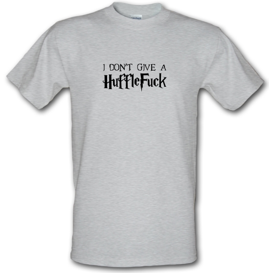 I Don't Give A Huffle Fuck T-Shirts for Kids