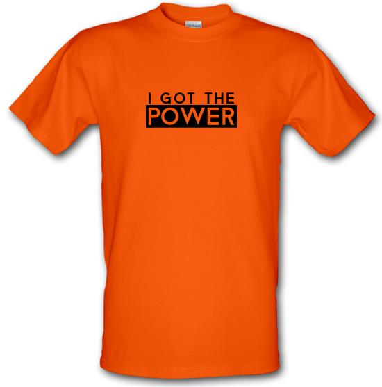 I Got The Power T-Shirts for Kids