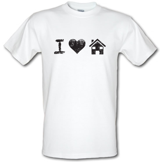 I Love House Music T-Shirts for Kids