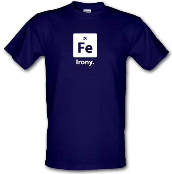 Irony T-Shirts for Kids