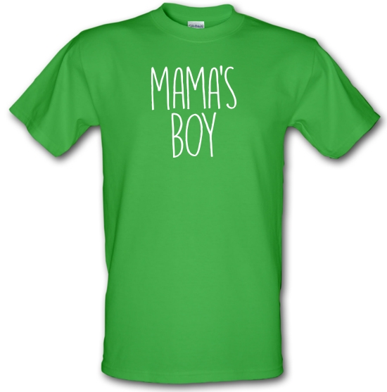 Mamas Boy T-Shirts for Kids