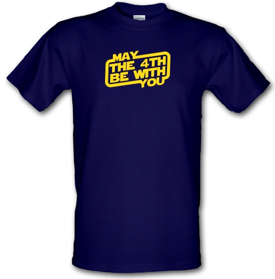 May The 4th Be With You T-Shirts for Kids