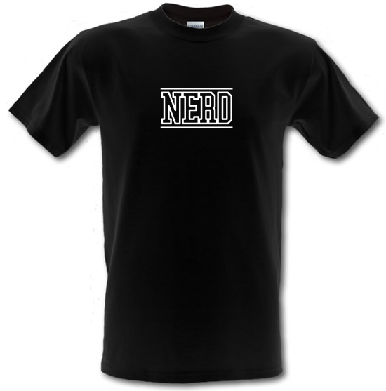 NERD T-Shirts for Kids