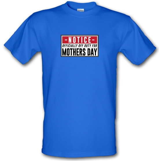 Off Duty Mum T-Shirts for Kids