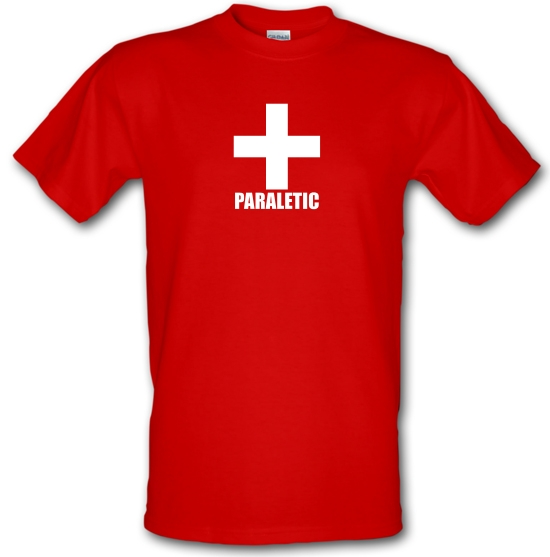 Paraletic T-Shirts for Kids