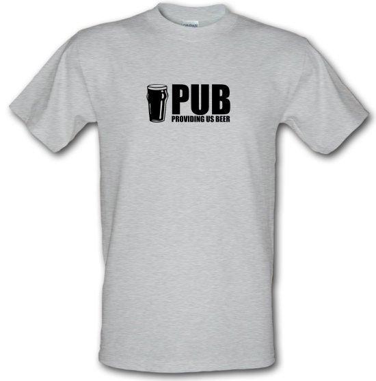 PUB : Providing Us Beer T-Shirts for Kids