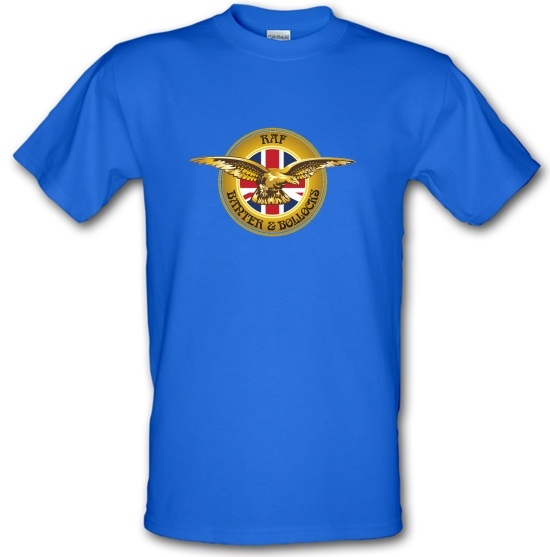 RAF Banter and Bollocks T-Shirts for Kids