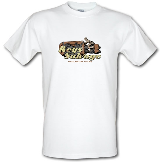 Reys Salvage T-Shirts for Kids