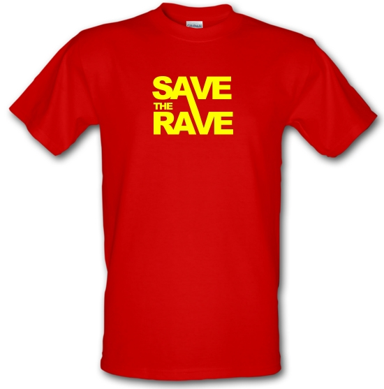 Save The Rave T-Shirts for Kids
