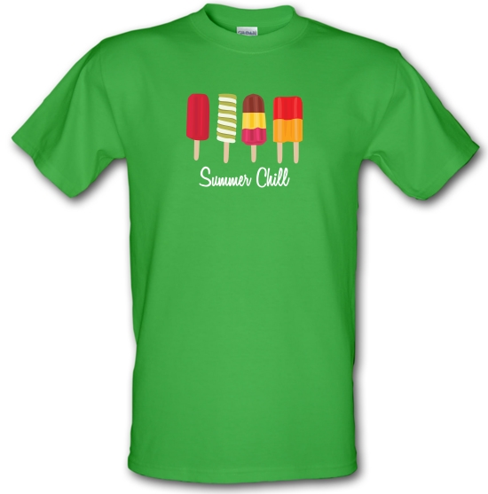 Summer Chill T-Shirts for Kids