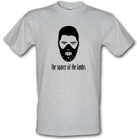 The Suarez Of The Lambs T-Shirts for Kids