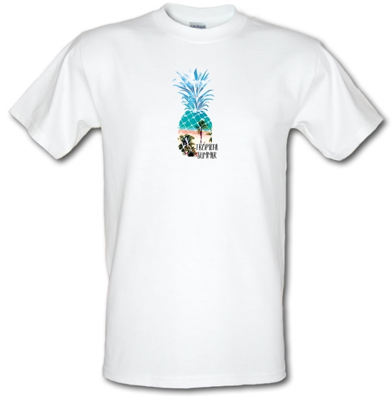 Tropical Summer T-Shirts for Kids