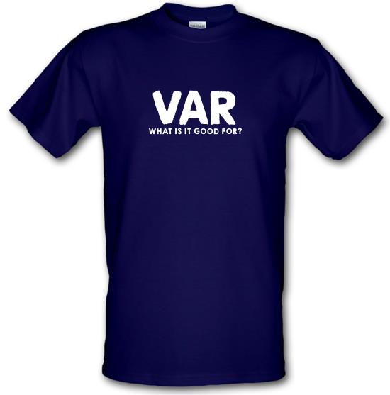 VAR, What Is It Good For? T-Shirts for Kids