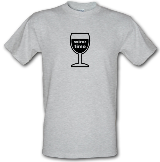 Wine Time T-Shirts for Kids