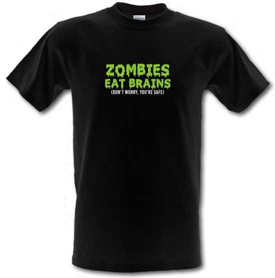 Zombies Eat Brains T-Shirts for Kids