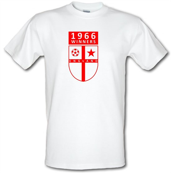 1966 Winners t-shirts