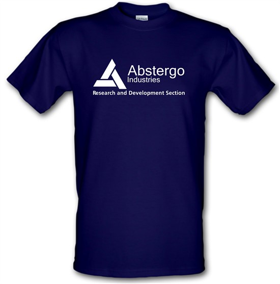 Abstergo Industries t-shirts