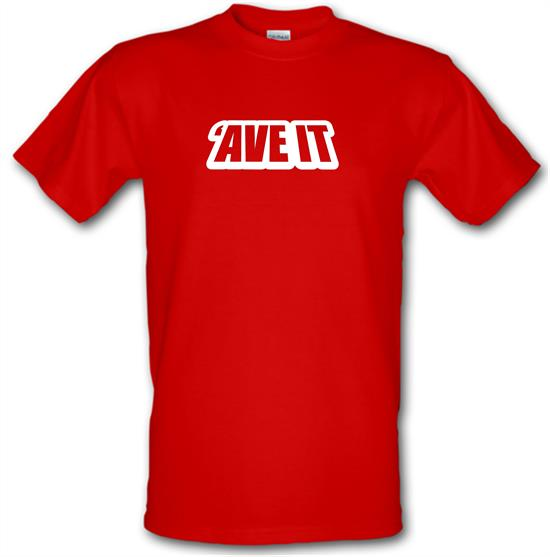 Ave It t-shirts