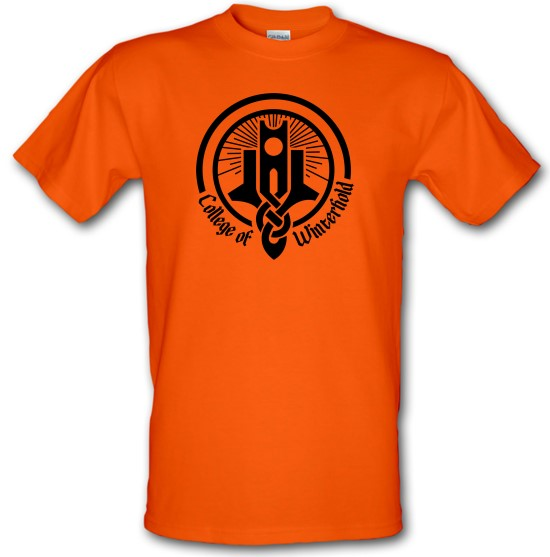 College of Winterhold t-shirts