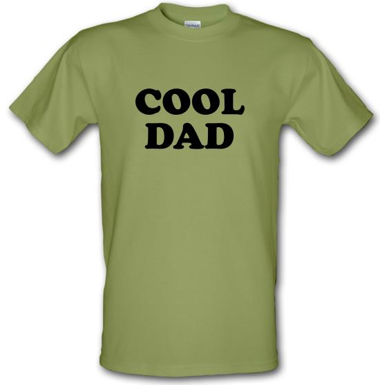Cool Dad t-shirts