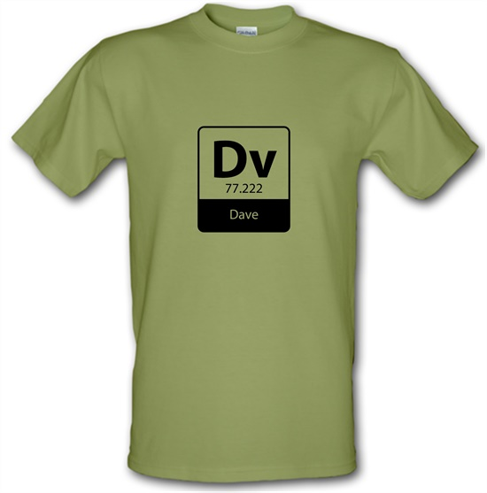 Dave element t-shirts