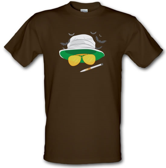 Fear And Loathing t-shirts