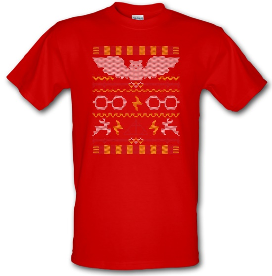 Harry Christmas t-shirts