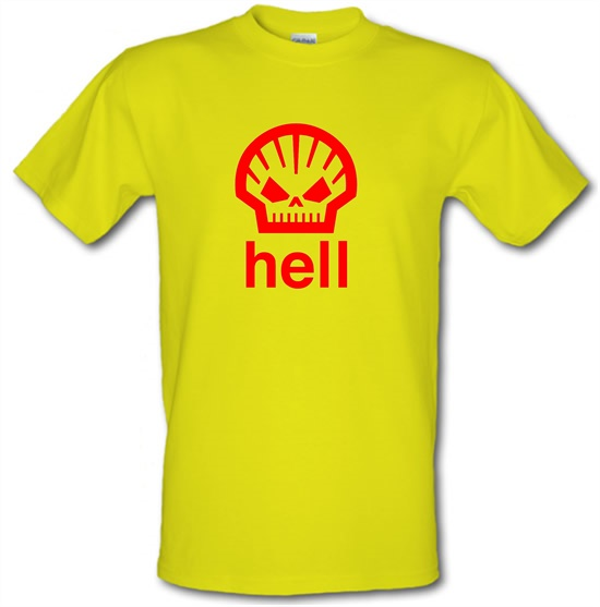 Hell t-shirts