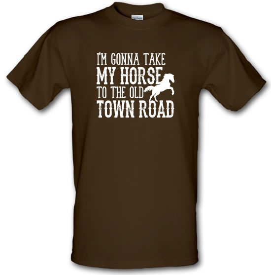Old Town Road t-shirts
