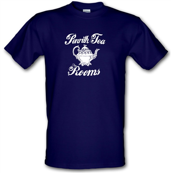 Penrith Tea Rooms t-shirts