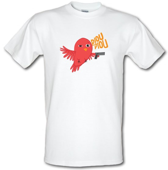 Piou Piou Bird t-shirts
