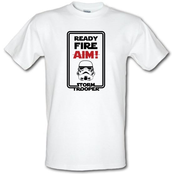 Ready Fire Aim t-shirts
