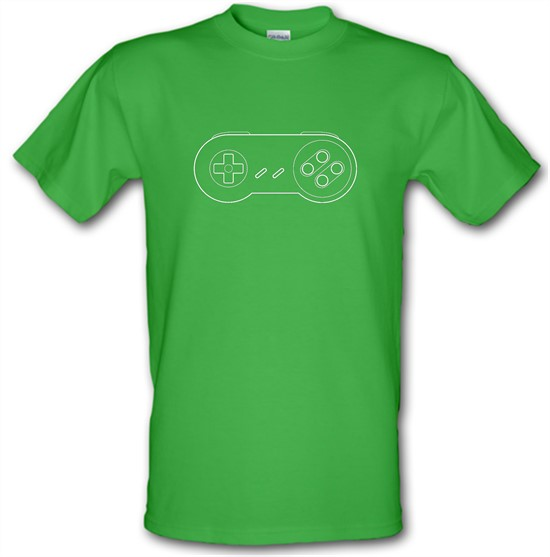 SNES Joypad t-shirts