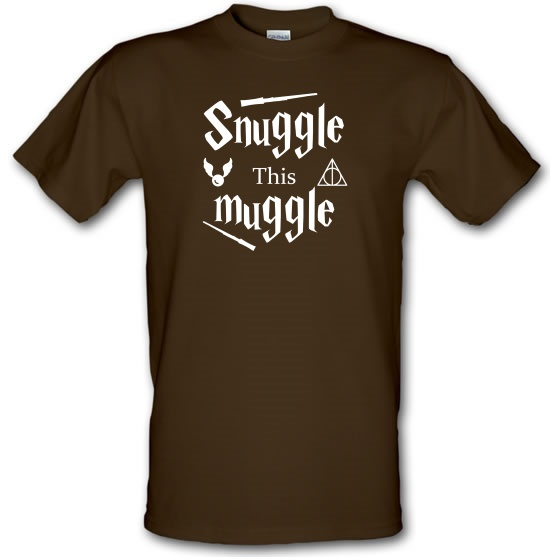 Snuggle This Muggle t-shirts