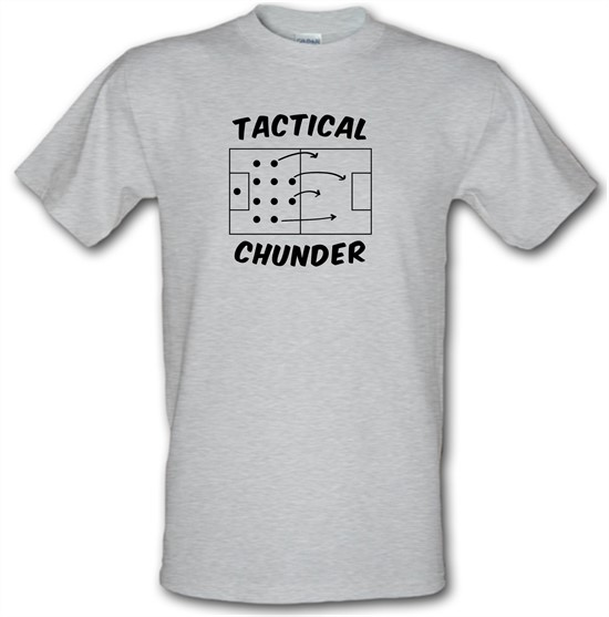 Tactical Chunder t-shirts