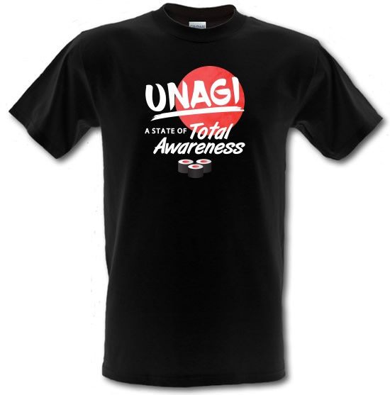 Unagi, Total Awareness t-shirts
